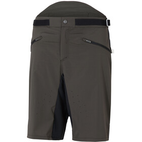 Ziener Ebner Shorts Men dark raven